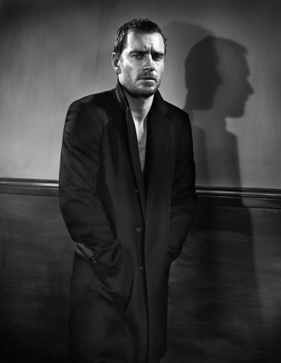 Michael Fassbender by Vincent Peters