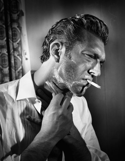 Vincent Cassel by Vincent Peters